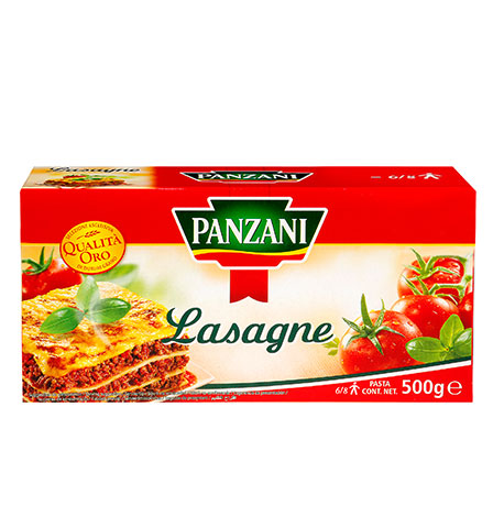 معكرونة لازانيا بانزاني