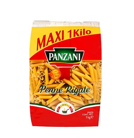 Traditional short pastas