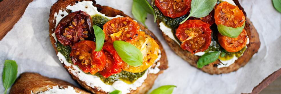 Get into the pesto habit...
