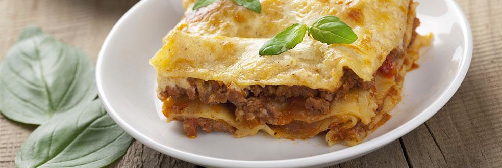 The secret to successful lasagnes