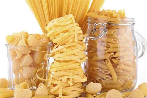 Long pastas, short pastas, how do you serve them?