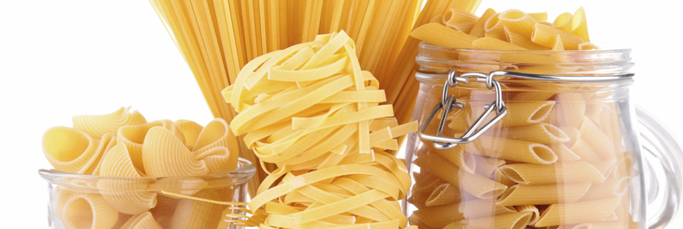 Long pastas, short pastas, how do you serve them?