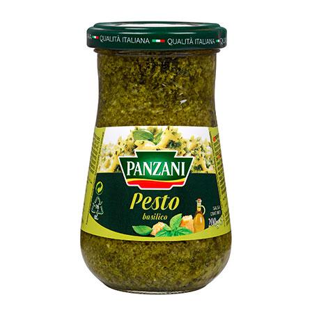 Panzani Pesto Basilico - Panzani EN
