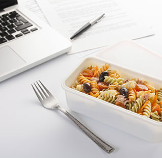 Preparing pasta in advance