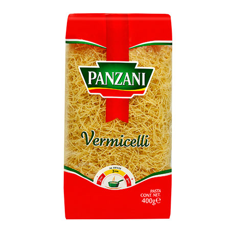 Pastas for soups and broths