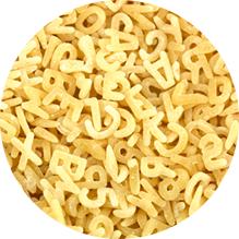 Pour énumérer toutes les bonnes raisons d'aimer les pâtes courtes Panzani, la liste est longue !